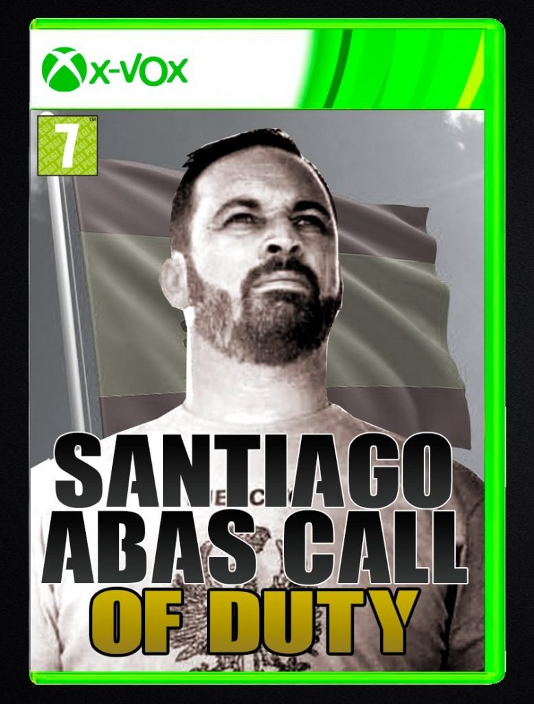 Santiago Abas-Call of duty